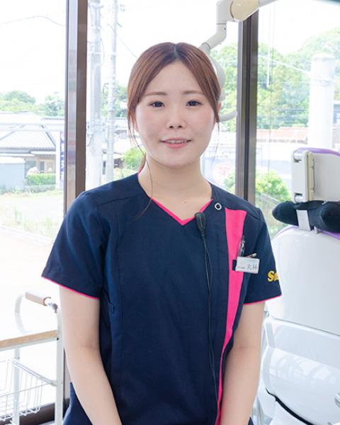 歯科助手 M.Mさん